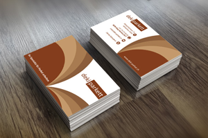 Deki-Parkett Business Card