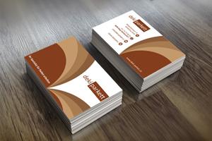 Deki-Parkett Business Card