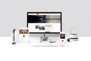 Deki Parkett Web Design